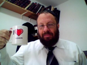 Rabbi Triebitz and the Leshem